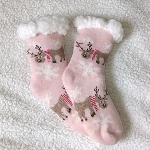 4/$25 Cute winter socks